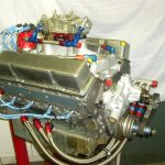 Speedy Auto Machine rebuilt engine